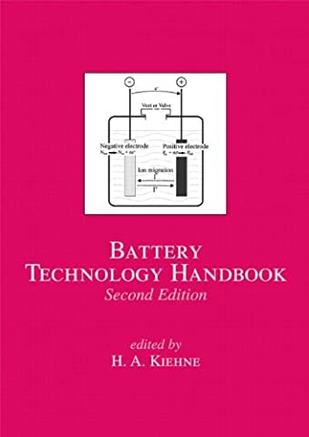 Battery Technology Handbook (Electrical Engineering & Electronics)