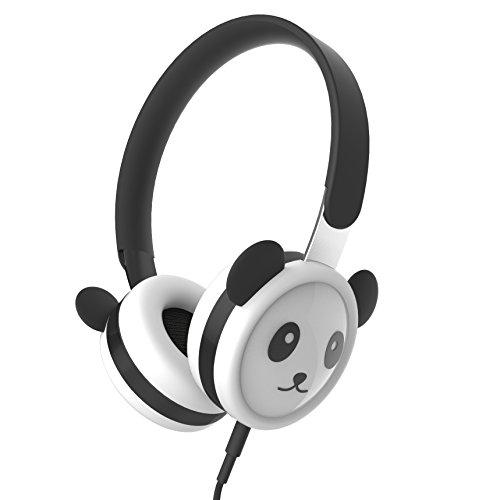 EINSKEY Kopfhörer Kinder, 3.5 mm Audio Jack Verdrahtete Kinderkopfhörer mit Lautstärkebegrenzung für iPod iPad iPhone Huawei Samsung Tablet PC MP3 MP4