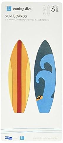 We R Memory Keepers Surfboard Cookie Cutter Die