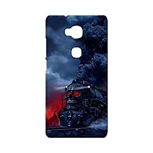 BLUEDIO Designer Printed Back case cover for Huawei Honor X - G1039