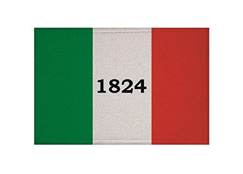 u24-badges-alamo-drapeau-thermocollant-patch-9-x-6-cm