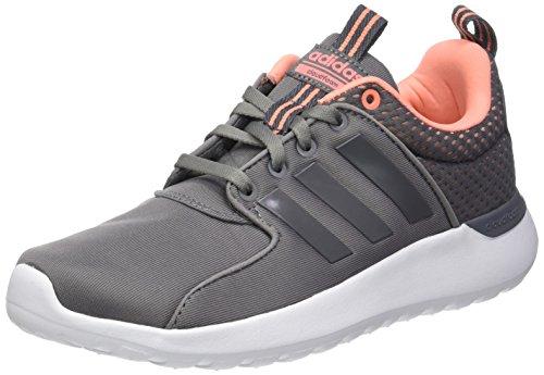 adidas Cf Lite Racer, Basses femme Gris (Grey Three/Grey Three/Sun Glow)