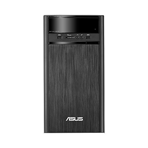 Asus K31CLG-IT002T Desktop PC, Processore Intel Core i3-5005, Memoria RAM da 4 GB, HDD 1 TB, Scheda Grafica Nvidia GT920MX