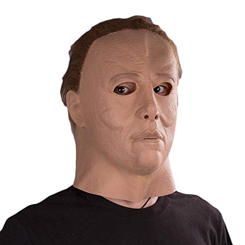 Realistische Party Cosplay Berühmte Person Mann Gesichtsmasken Latex Echtes menschliches Gesicht Cosplay Maske Cool Event Maske Lustig (Familie, Lustige Halloween-traditionen Die)