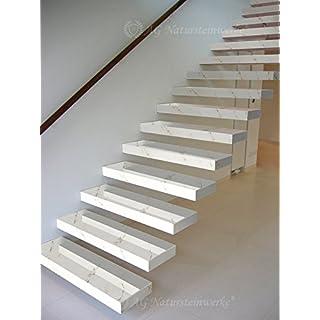 SkyStairs ® - Paonazzetto Premium - patentiertes Verfahren - Freitragende Treppen - Einzigartig bei AG Natursteinwerke - Modern und Zeitlos Gutschein