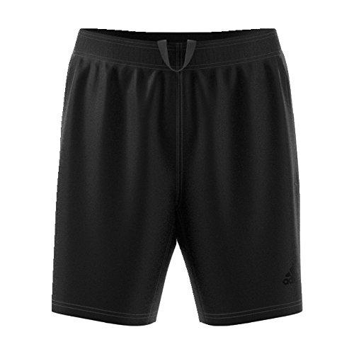 adidas Herren Speedbr Sh Knwv Shorts Black/Negro