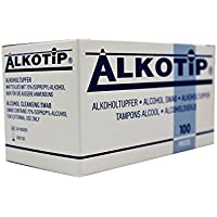 ACA Müller ADAG Pharma Alko Tip Alkoholtupfer, 94 g preisvergleich bei billige-tabletten.eu