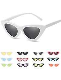 JINPENGRAN Gafas de Sol - Gafas de Sol de la Personalidad de la Moda - Gafas