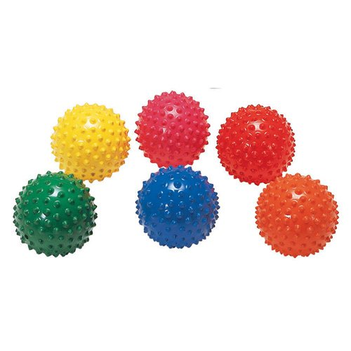 TMI 8071 Easy Grip Ball - 6 Pieces (Tmi Ball)