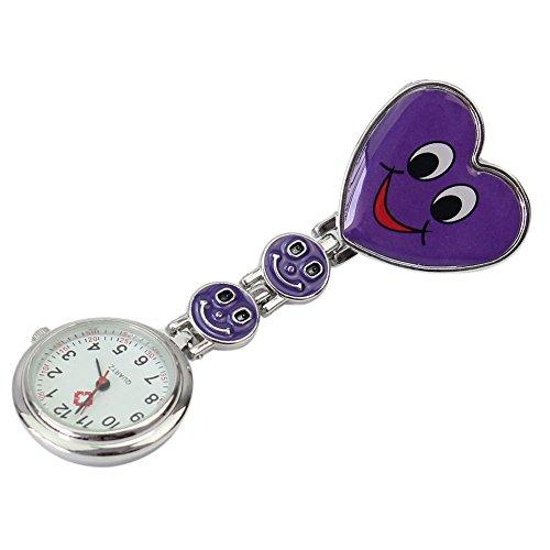 purple-nurses-watch-fob-brooch-quartz-movement-round-dial