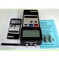 Gowe differenziale manometro Dual & input, 2000mbar (2bar). Portata massima - Manometro Differenziale