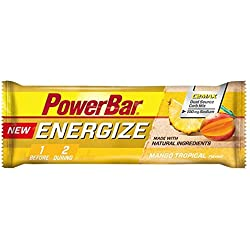 Barrita Energética New Energize PowerBar 12 x 55g Mango Tropical