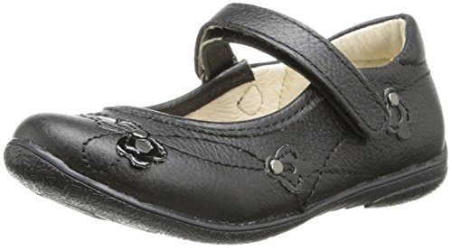 Umi Alexa, Girls' Mary Jane, Black (Black), 10 Child UK (28 EU)