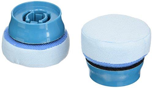 Reinigungsbürste Decker Und Black (Black+Decker BHPC103A Polierschwamm-Set (2-teilig, für elektrische Reinigungsbürste/Spülbürste BHPC130 & BHPC110))