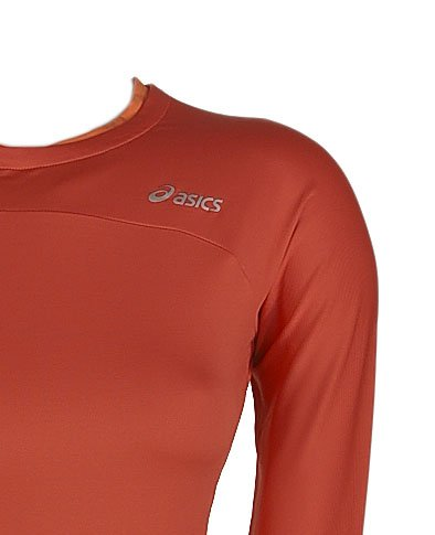 Asics Proxima Running Fitness Walking Sportshirt Femmes 0618 Art. 682624 Orange