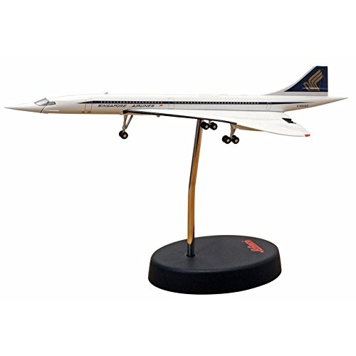 schuco-403551670-1250-scale-singapore-airlines-british-airways-concorde-model-plane