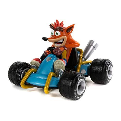 Crash Bandicoot Crash Team Racing, Official Merchandise CTR Nitro-Fueled Portaincenso/bruciatore da Collezione