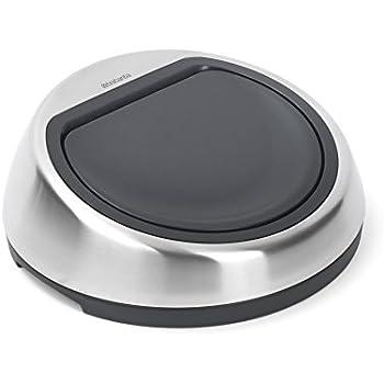 brabantia poubelle touch bin couvercle de rechange en. Black Bedroom Furniture Sets. Home Design Ideas