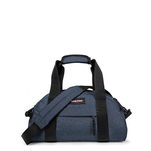 Eastpak Compact Reisetasche, 46 cm, 23 L, Blau (Double Denim)