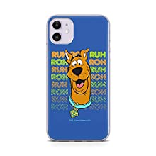 Ert Group WPCSCOOBY1059 Custodia per Cellulare Scooby Doo 003 iPhone 11