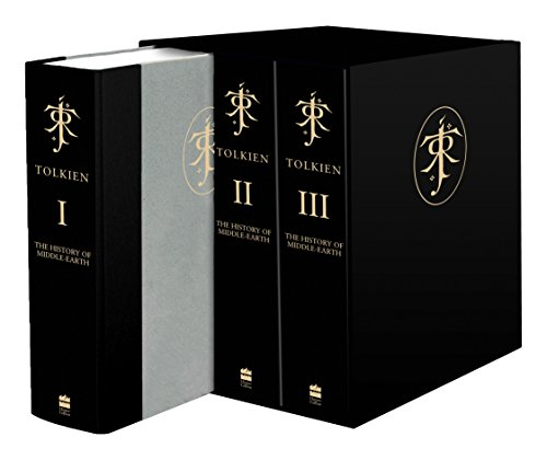 The Complete History of Middle-earth (Deluxe Boxed Set) por Christopher Tolkien