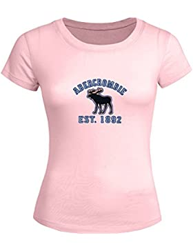 AF Abercrombie Fitch Tops T shirts - Camiseta - para mujer