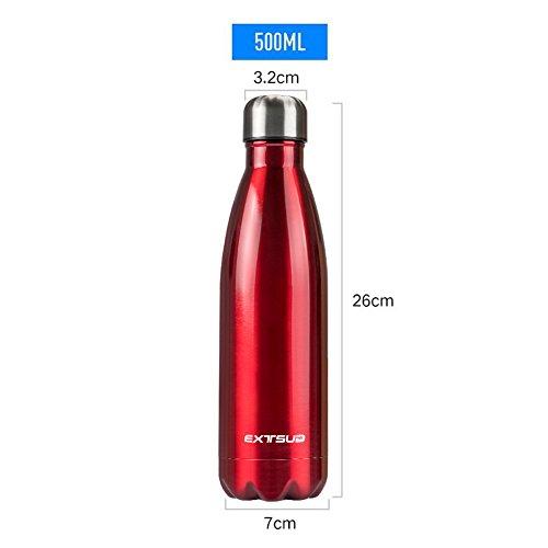 Zoom IMG-2 extsud 500ml bottiglia termica in
