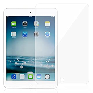 Almondcy iPad Pro 9.7 Glass Screen Protector, Premium Tempered Glass Screen Protector for iPad Pro 9.7 / Air / iPad Air 2 with 9H Hardness and Easy Installation