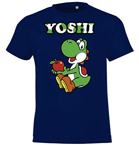 Kinder T-Shirt Modell Yoshi, Gr. 130/140 (10