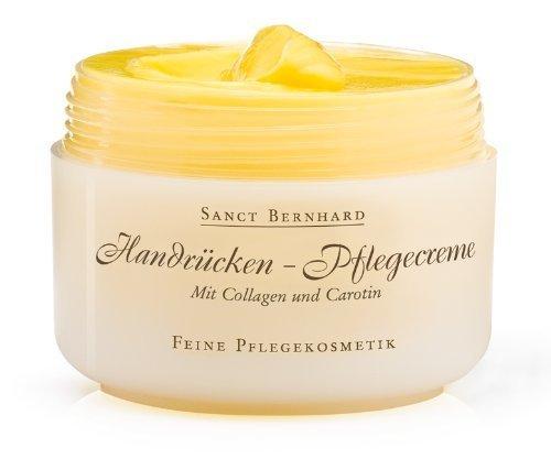 Sanct Bernhard Handrücken-Pflegecreme- 125 ml, 1er Pack (1 x 125 g)