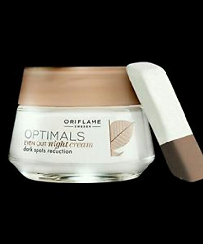 Oriflame essential even out night cream-Dark Spot Reduction