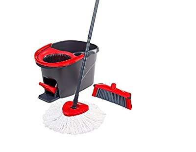 Vileda Easy Wring and Clean Microfibre Mop/Bucket