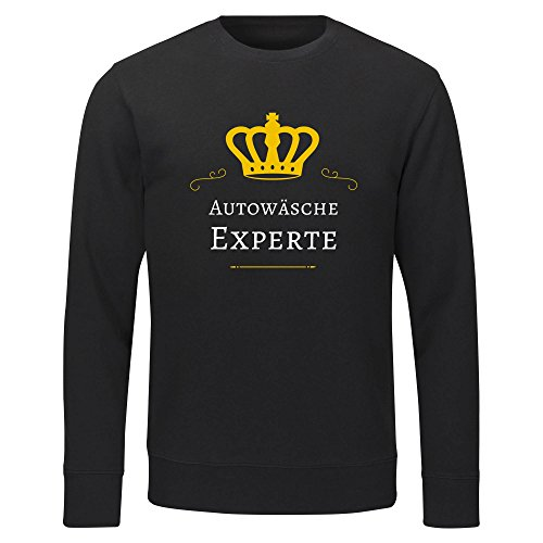 sweatshirt-autowasche-experte-schwarz-herren-gr-s-bis-2xl-grossexxl