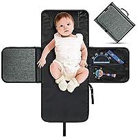 Cambiador Portátil de Pañales para Bebé - VOLADOR Kit Cambiador de Viaje - Cambiador Bebe Plegable - Para Usar Fuera de Casa
