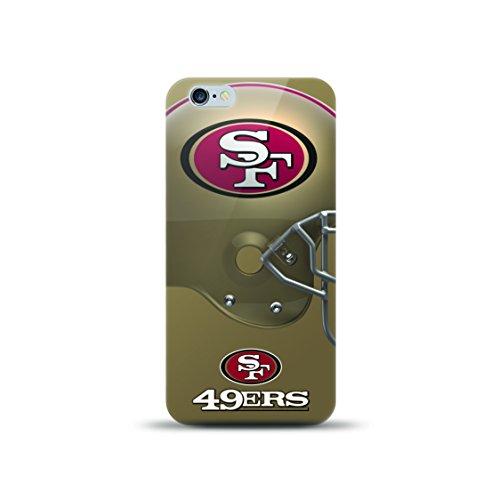 MIZCO SPORTS iPhone 8Plus/7Plus Helm Serie Fall-NFL San Francisco 49ers