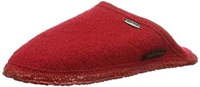 Giesswein Tino, Damen Pantoffeln - Rot (rot), 36 EU (6 Damen UK)