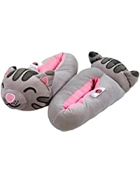 Big Bang Theory Soft Kitty Adult Gray Slippers