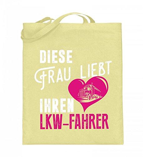 Lastwagen Kaffeetasse · Trucker · Geschenk für LKW-Fahrer · Spruch: Frau liebt LKW-Fahrer -...