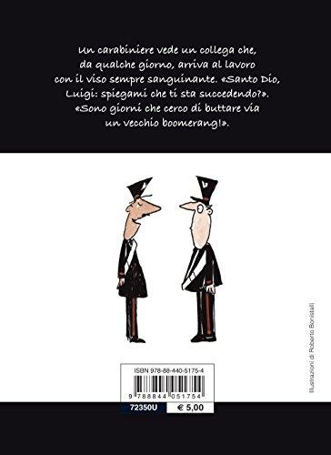 scaricare ebook gratis Ultime barzellette sui carabinieri PDF Epub