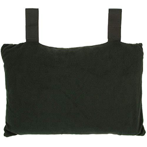 g8ds® Deluxe Kissen für Karpfenliegen Fleece Halteriemen waschbar Karpfen Angeln Carp Bedchair Schlafsack