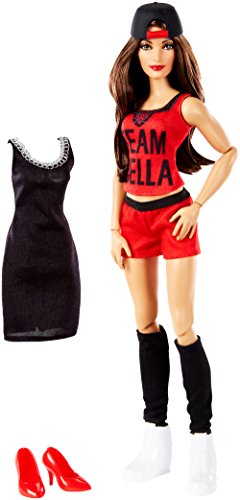 WWE – Puppe Damen Superstar – Nikki Bella, ()