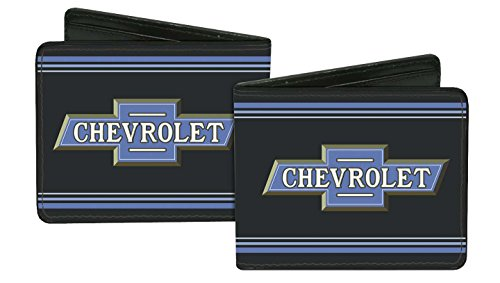 chevrolet-automobile-company-vintage-style-logo-blue-stripes-bi-fold-wallet