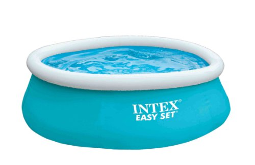 Intex 28101 Easy Set Piscina Rotonda, Plastica, 1.83 x 0.51 m, Blu
