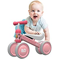 YGJT Baby Balance Bike Bicycle Baby walker Toys for 1Year Old Boys/Girls 10 Months-24 Months Baby's First Bike Birthday Gift Choice