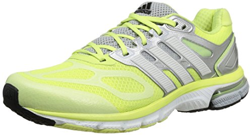 adidas Damen Supernova Sequence Sneaker Glow S14 / Running White FTW/Metallic Silver 38 2/3 EU