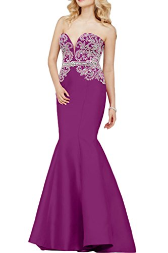 Promgirl House - Robe - Crayon - Femme Lilas
