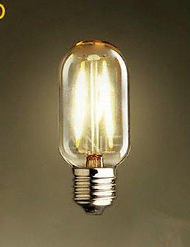 jliner-4W E27t45led 110V, 220V Power Saving Umweltschutz und energiesparend Leuchtmittel ausgleichend Ancient Ways, yellow-220–240V