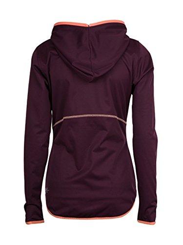 TAO Sportswear Damen W's Alpha Jacket Jacke/Weste Blackthorn