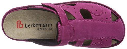 Berkemann Laina, Mules femme Rose - Pink (pink 236)