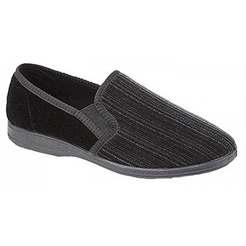 Traversine Ragazzo Uomo Traversine Uomo Pantofole Nero Pantofole Ragazzo Traversine Pantofole Nero Ragazzo HqA1R